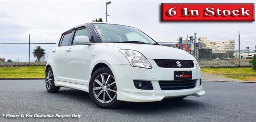 Auckland Suzuki Swift - 2007 - 2012